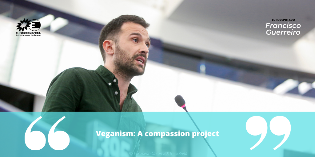 The Parliament Magazine: 'Veganism: A compassion project'