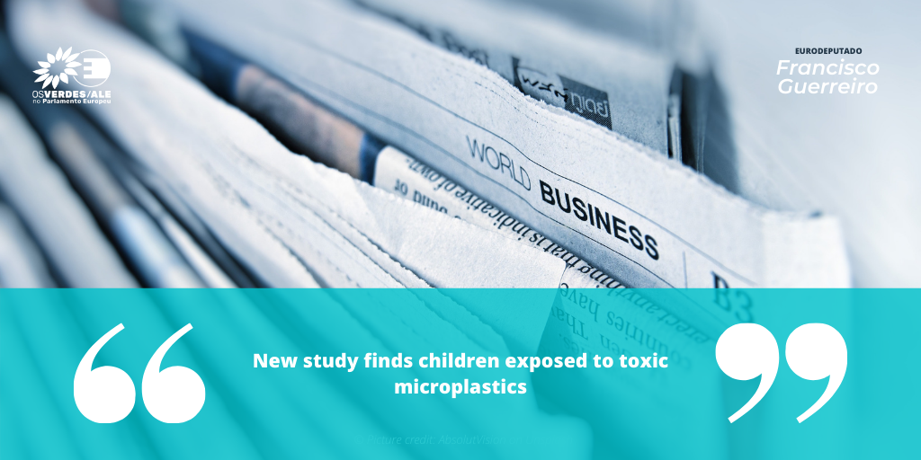 Resource: 'New study finds children exposed to toxic microplastics'