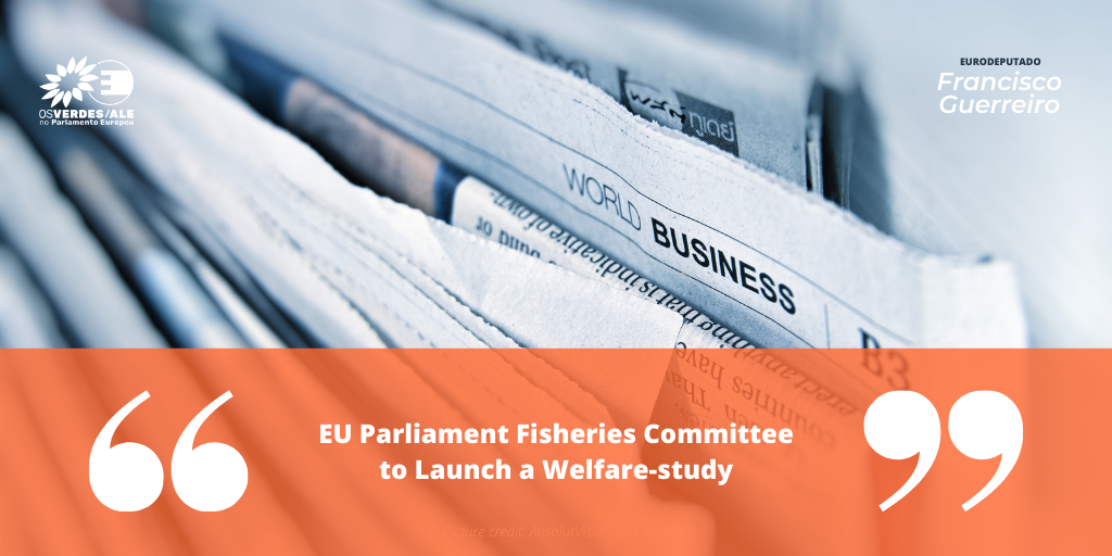 Compassion in World Farming: 'EU Parliament Fisheries Committee to Launch a Welfare-study'