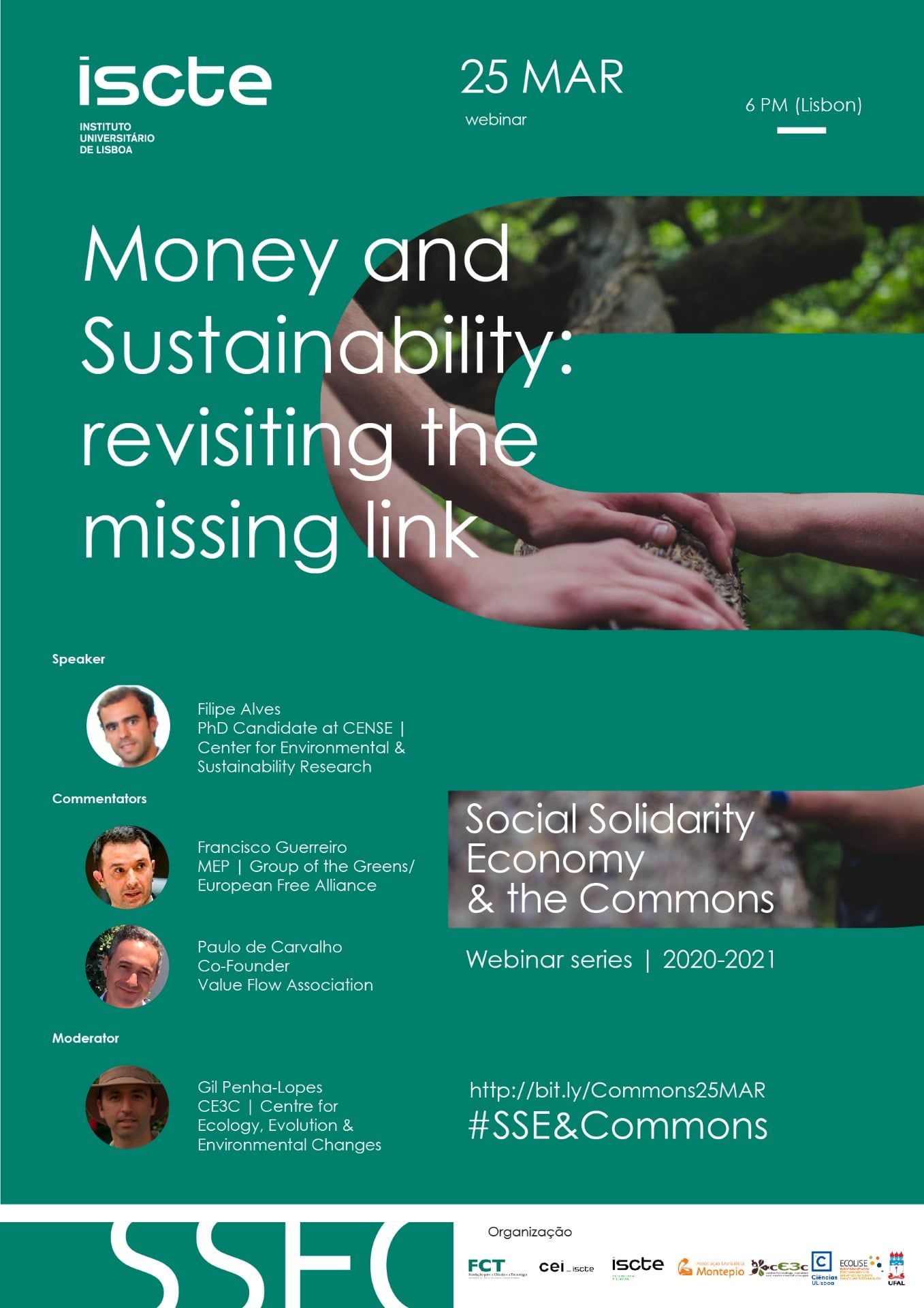 Webinar: Money and Sustainability, revisiting the missing link